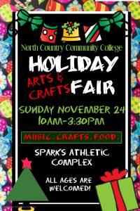 Holiday Arts and Crafts Fair