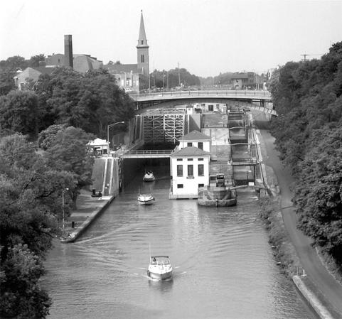 Ti Lecture Series: The Adks and the Erie Canal