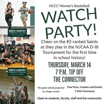 Women's Basketball Watch Party