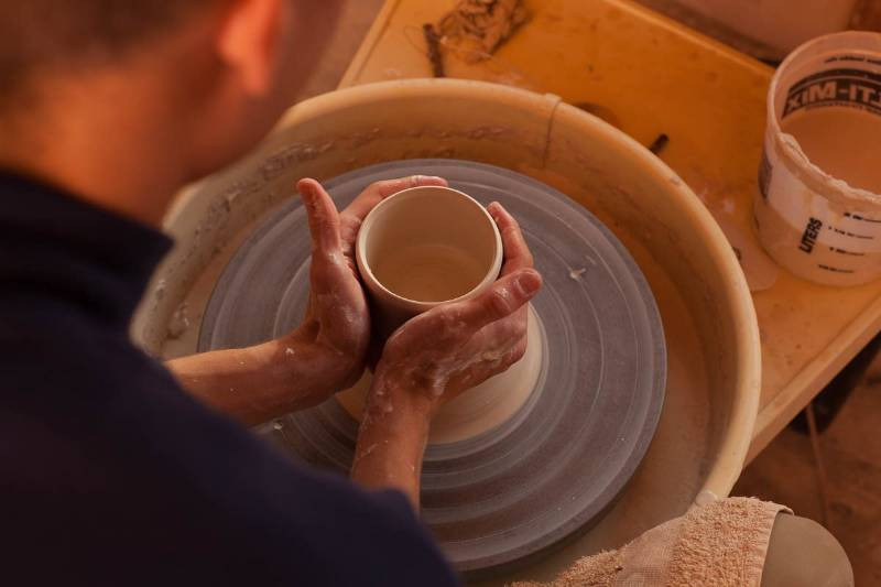 NCCC and Craigardan offer summer pottery classes
