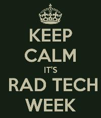 National Rad Tech Week Celebration