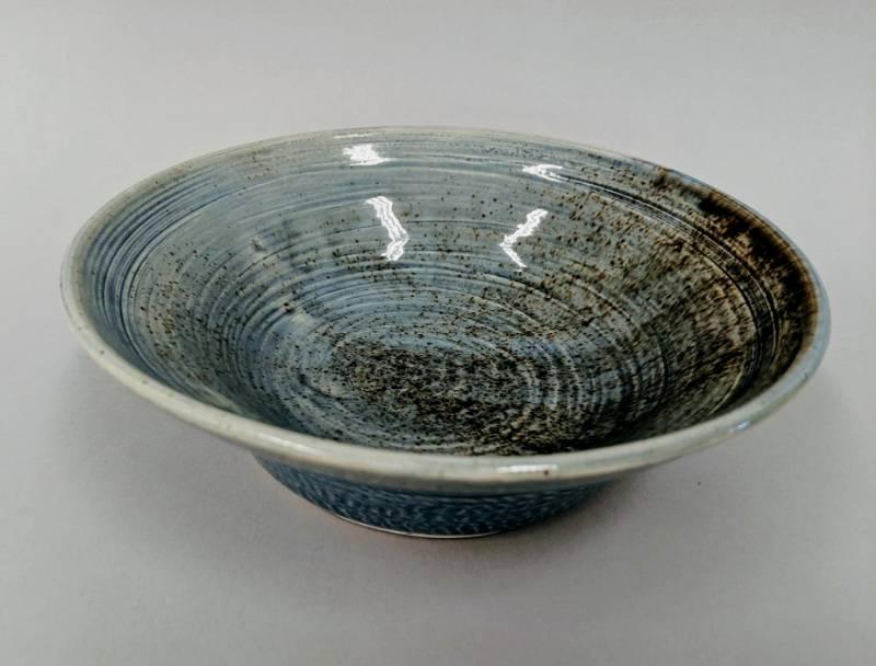 A hand-made bowl