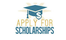 Scholarships Link Button