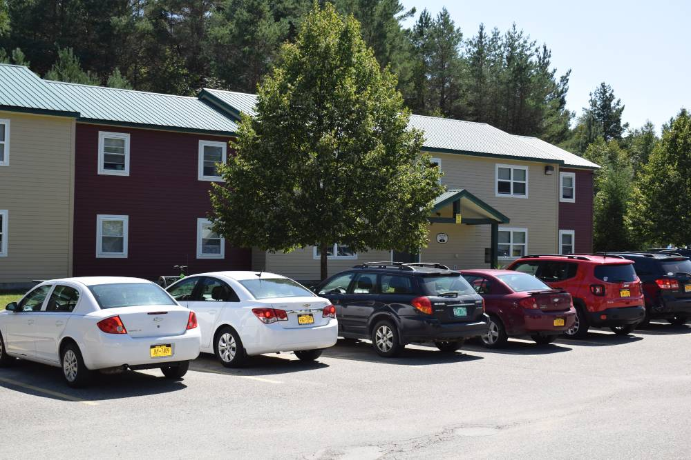 Move-In Day for Campus Housing (new students)