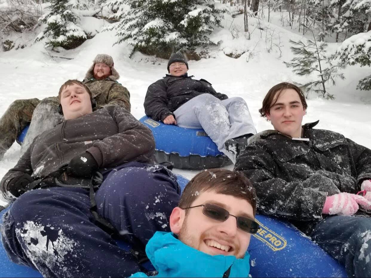 Snow Tubing Trip to Mt. Pisgah - SP19
