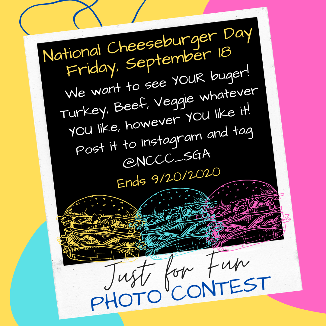 National Cheeseburger Day Photo Contest